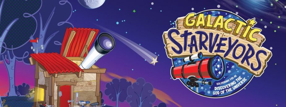 Join us for VBS on August 7-11!